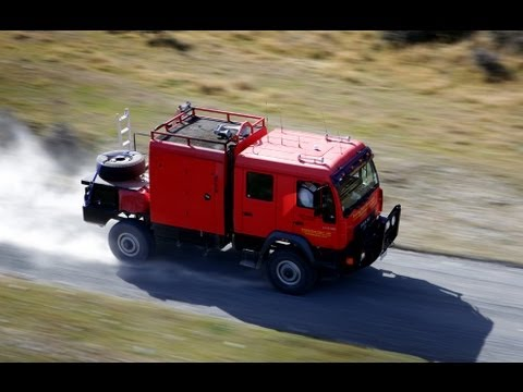 Spectacular footage:  MAN  The best 4x4 truck by far