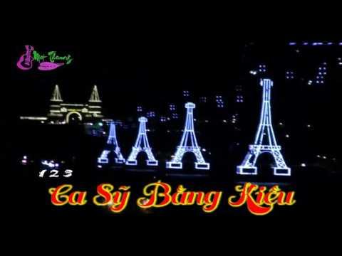 Nha Trang ngày về - Bằng Kiều - Karaoke