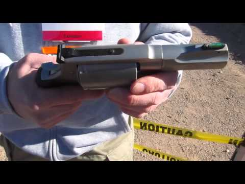 SHOT Show 2014 - NEW Smith & Wesson Model 460XVR