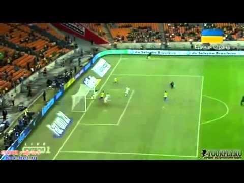 South Africa Vs Brazil 0 5 Neymar Hat Trick 2014