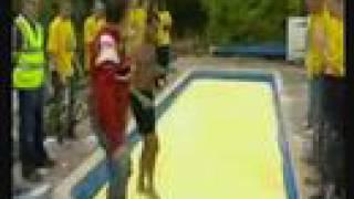 BRAINIAC Science Abuse John Tickle Walks On Custard