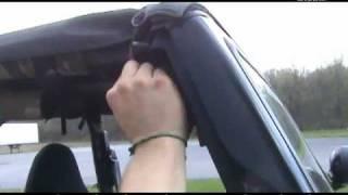 How To Install A Bestop Bikini Jeep Top On A TJ Wrangler