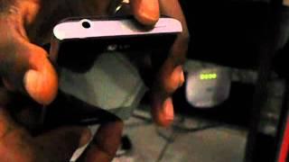 Desbloqueando Aparelho LG E400f