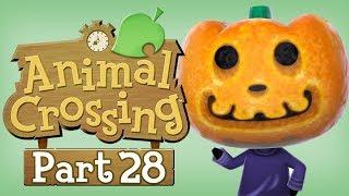 Let's Play Animal Crossing New Leaf Part 28 (Jack)