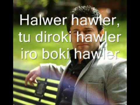 Ayub Ali hawler hawler kurdish music  2011