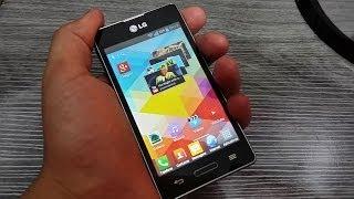 LG Optimus L5 II E450 Análise E Testes