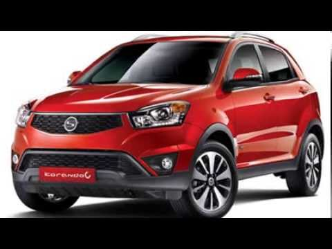 SsangYong Motors New Korando C has been Unvieled for the Global Markets