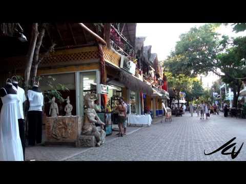 Playa Del Carmen Mexico -  Top 10 Vacation Destination -  YouTube
