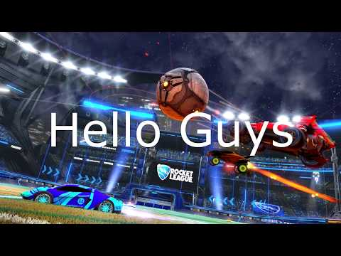 Rocket League My Best/Funniest Goals [158 KPH Goal]
