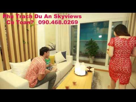 Chung cư Skyview Trần Thái Tông