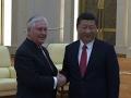 Tillerson Meets President Xi Jinping in Beijing