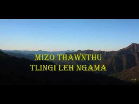 Mizo Thawnthu : Tlingi leh Ngama (Mizo folk tale - audio recorded)