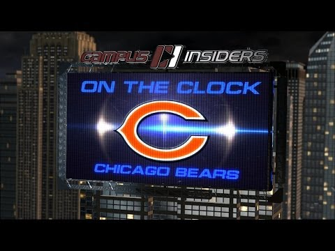 With The Fourteenth Pick, The Chicago Bears Select... | CampusInsiders