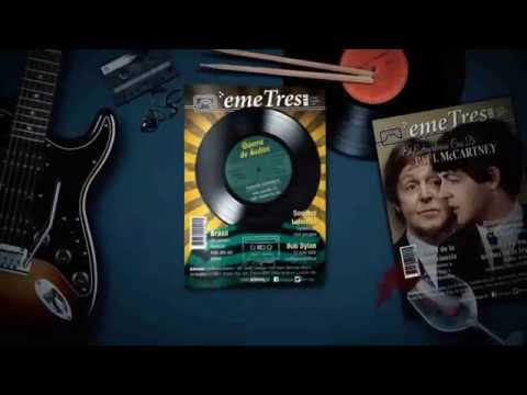 Revista musical emeTres // Número  #4 // www.m3mag.pe