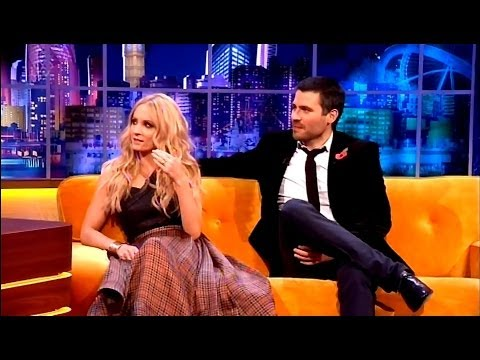 """Joanne Froggatt & Rob James Collier"" Jonathan Ross Show Series 5 Ep 4 2 November 201 3 Part  2/5"