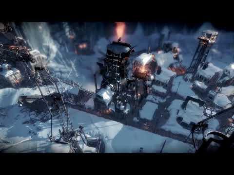 Frostpunk : Trailer des fonctionnalités