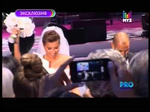 Свадьба Кэти Топурия  -