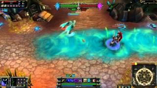 Video Haunting Nocturne League Of Legends Skin Spotlight