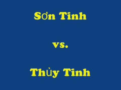 Son Tinh Thuy Tinh (truyen che  - vui vui vui)