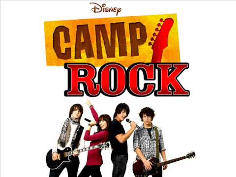 Camp Rock / What It Takes FULL HQ w/LYRICS