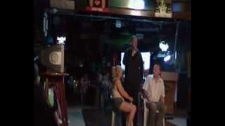 Orgasm In My Chair,part 2,stage Hypnotist Dean Saunders