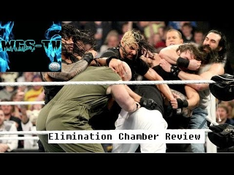WWE Elimination Chamber 2014 Full Show Review