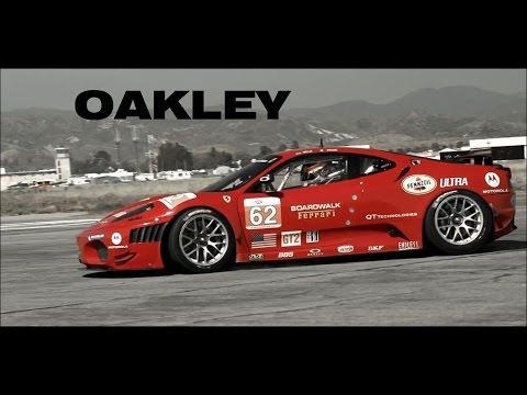 OAKLEY Motorsports / Risi Competizione 's Ferrari F430 GT2