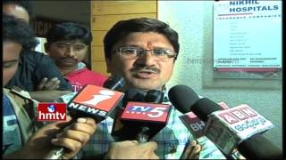 Comedian 'Potti' Rambabu No More: Rocket Raghava speaks after paying tribute