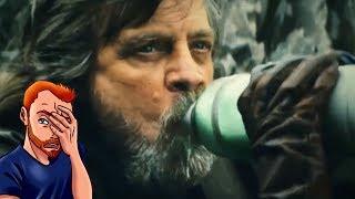 The Overuse of Comedy Killed The Last Jedi