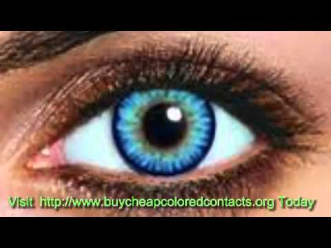 Where Can I Buy Cheap Colored Contacts Online