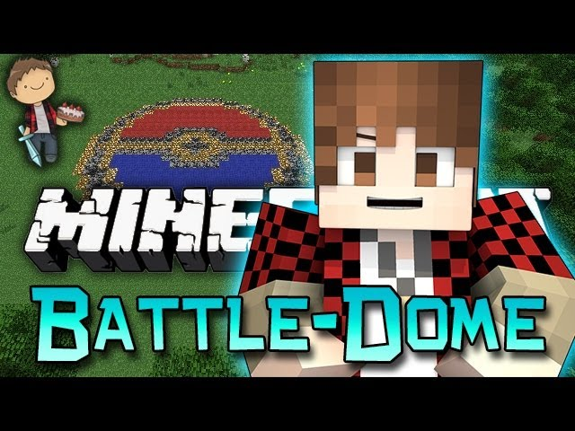 Minecraft: BATTLE-DOME w/Mitch & Friends Part 1 - 4vs5!