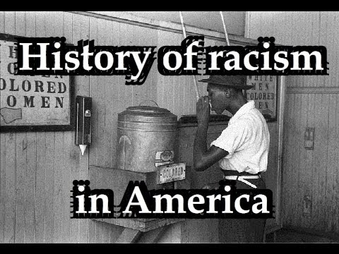 a history of racism in the united states The united methodist church in the united states is made up of people who have an indigenous history (native-born), immigrant history (migrated from elsewhere) and an imported history (brought by others to the country.