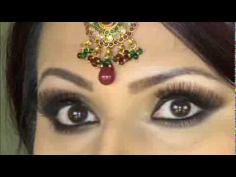 Asian Bridal Glamface Look Book