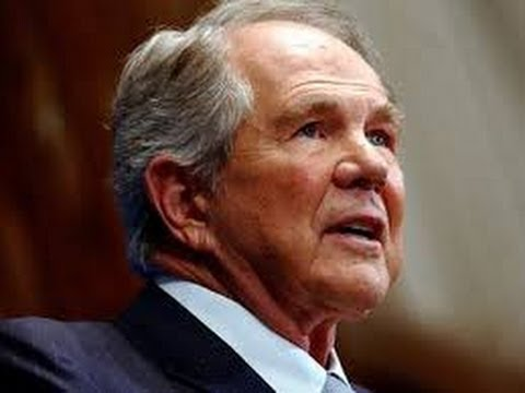 Pat Robertson Used Charity Money For Diamond Mining