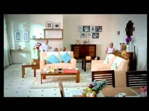 Indomie Instant Noodles TV Ad : Hausa - Mama Yara