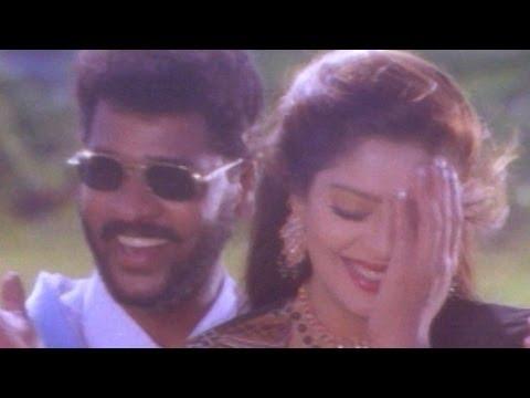 Love Birds Movie ||  Manasuna Mansuga Video Song || Prabhu Deva, Nagma