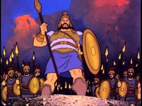 A maior das aventuras - Davi e Golias