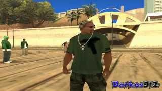 Loquendo-GTA San Andreas-El Surgimiento Del Grove Street