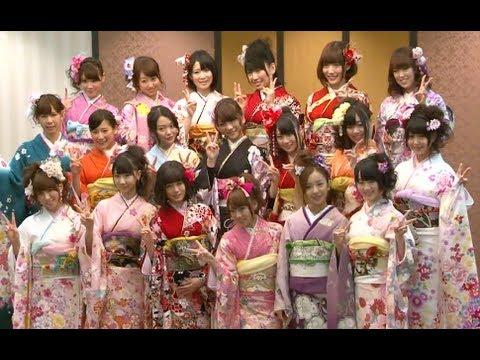 2012年成人式記念撮影会 / AKB48 [公式]