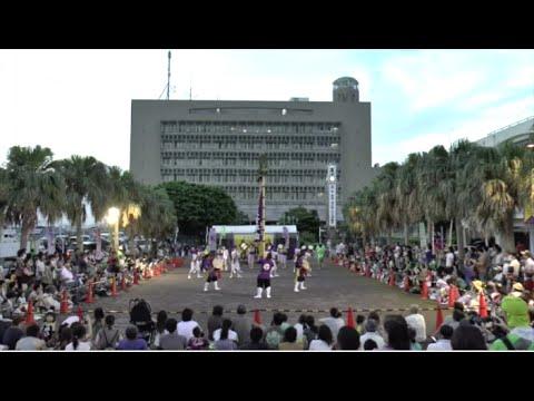 エイサーナイト2015/6/21(日)@沖縄市庁舎前線広場