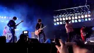 The Strokes - You Only Live Once @ Hyde Park, London, 18th June 2015