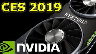 CES - Nvidia Edition ft. RTX  2060 + FreeSync!