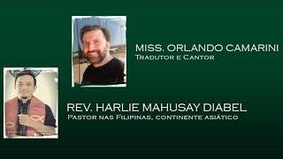Miss. Orlando e Rev. Harlie