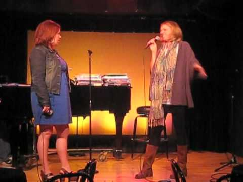 Julie Reiber and Kate Pazakis~ Take Me or Leave Me
