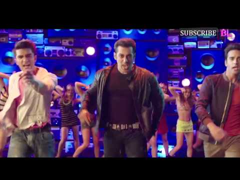 O Teri title song teaser: Salman Khan steals the thunder from the film's heroes
