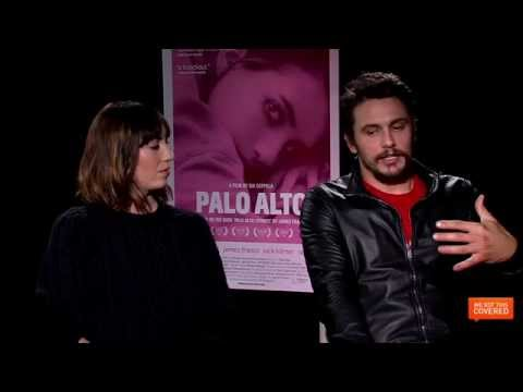 Palo Alto Interview With James Franco and Gia Coppola