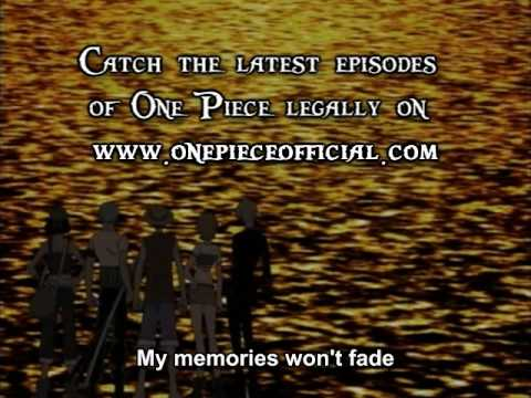 One Piece Ending Memories Lyrics - YouTube