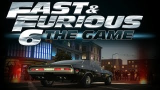 Official Fast & Furious 6: The Game Trailer