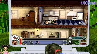 Thơ Nguyễn chơi game trêu chọc ông hàng xóm khó chịu tập 3   MÀN 1 SESSION 2