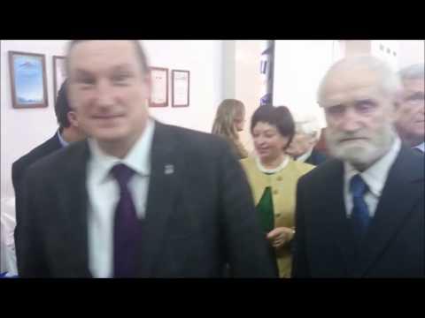 Юбилей СК «Красная звезда» (видео)